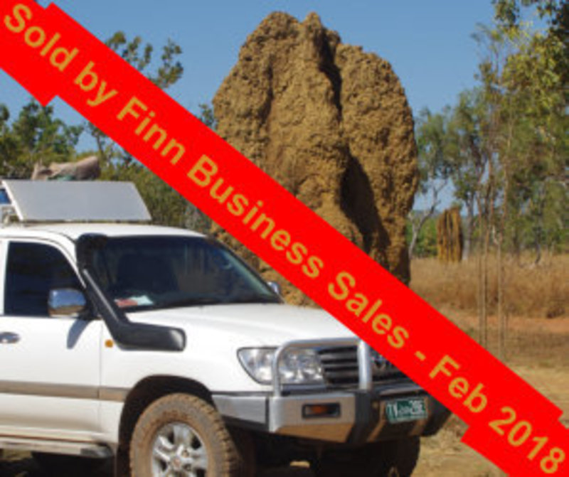 ## SOLD - Luxury Kakadu & Arnhemland 4WD Tour Business - SOLD ##