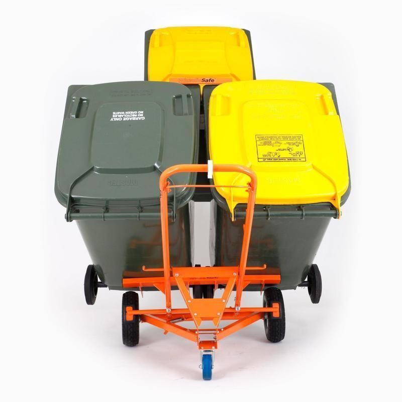 UNIQUE WHEELIE BIN TROLLEY MANUFACTURING & DISTRIBUTION BUSINESS - For Sale