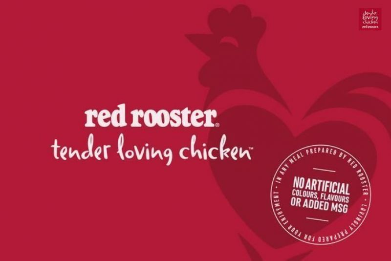 Red Rooster Sunshine