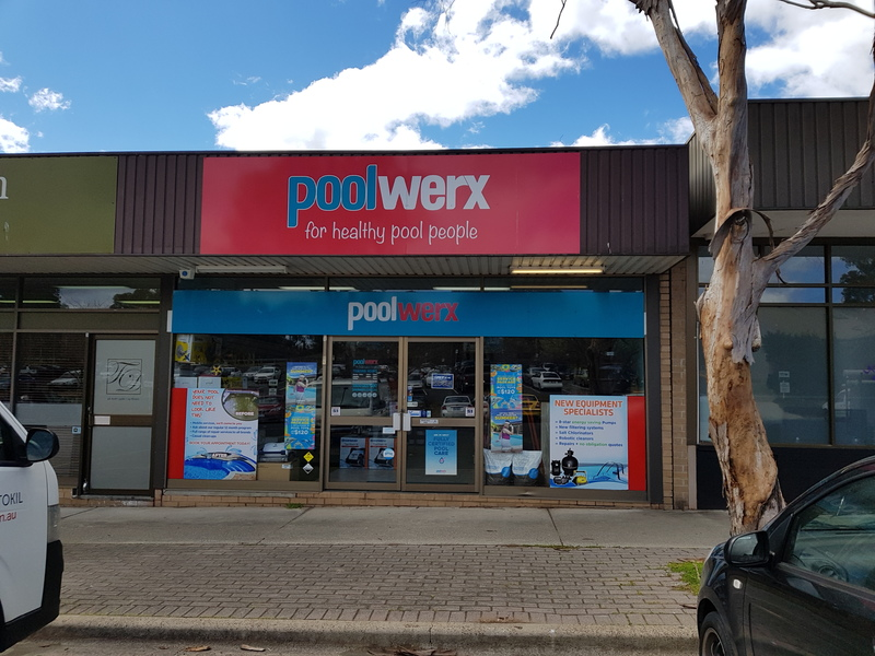 Poolwerx Canberra - Long Established & Profitable Store! Pay for the One Busines