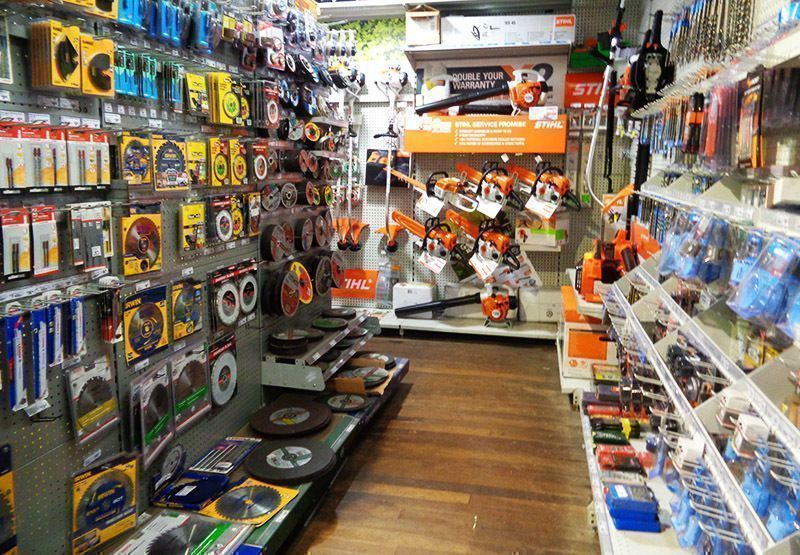 Hardware and Building Supplies + Freehold Property