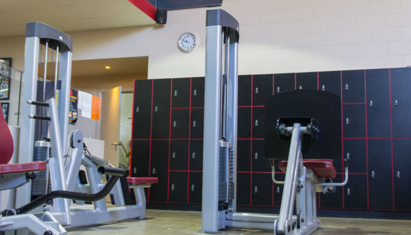 Well known and well established gym!