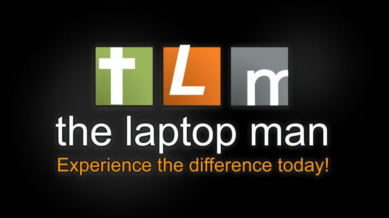 Laptop Man - Townsville