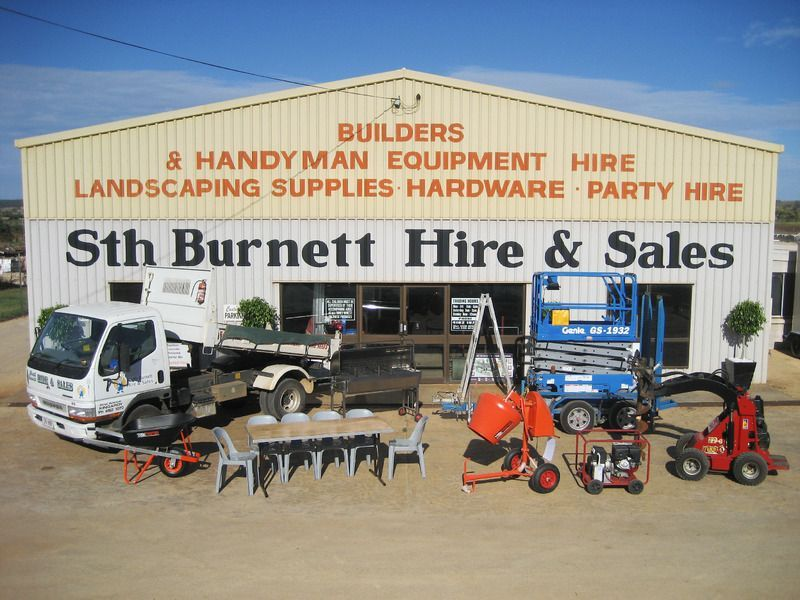 EQUIPMENT HIRE & SALES AND LANDSCAPE SUPPLIES
