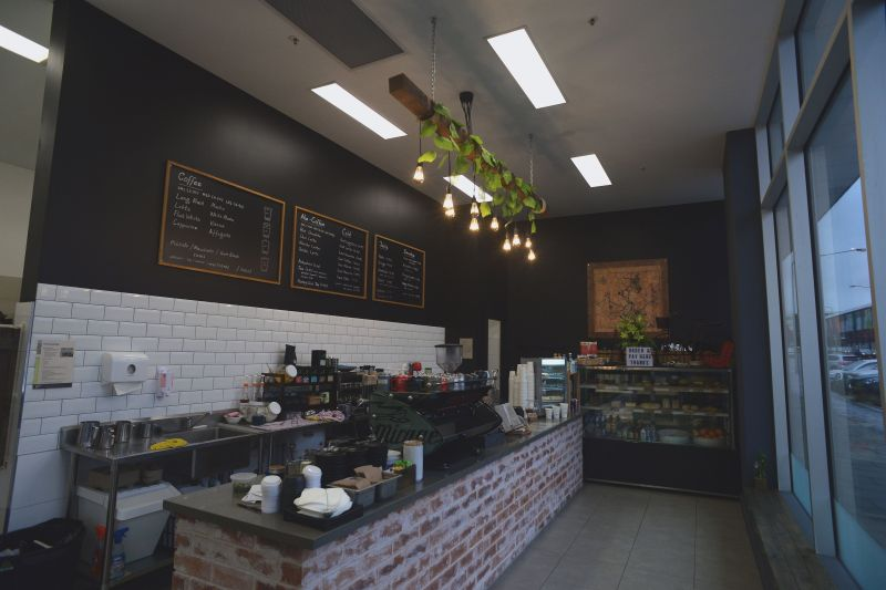 Highly Profitable Cafe with a Huge 84% Return on Investment!** Looking for a Qui