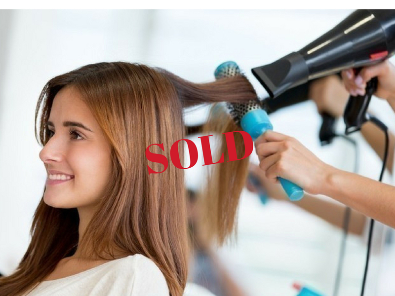 **SOLD** Hair and Beauty Salon for Sale in Main road Location - Great Opportunit