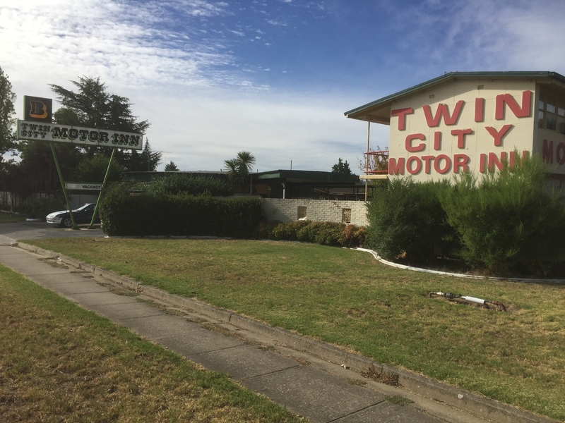 Motel in Major Regional City