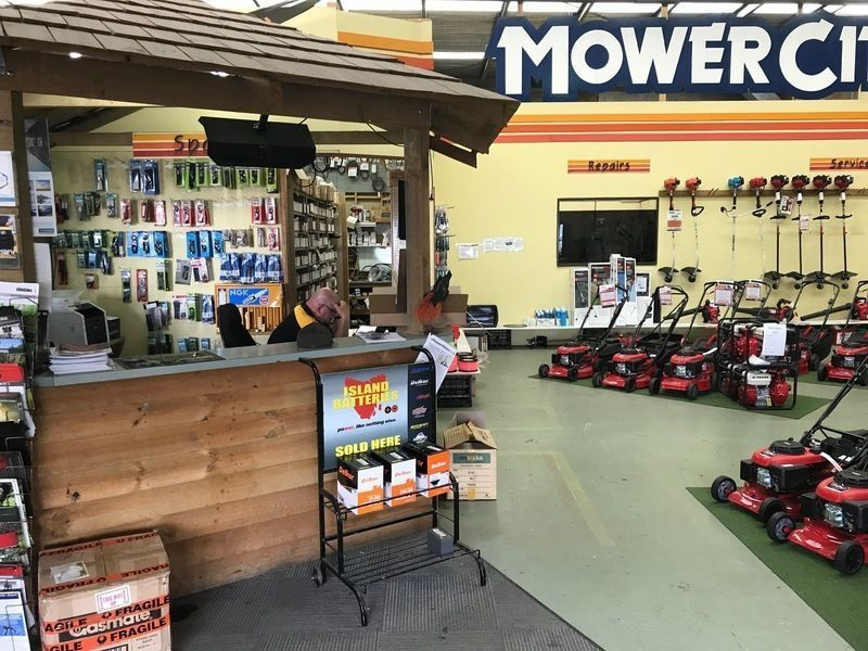 BE YOUR OWN BOSS - EASY TO RUN Mower & Garden-care Power Equipment Business