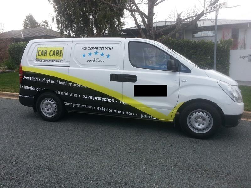 Mobile Car Wash Franchise x 2