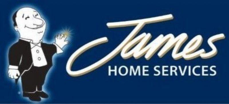 JAMES HOME SERVICES  INTERIOR HOUSE CARE FRANCHISE - $35,900 PLUS GST