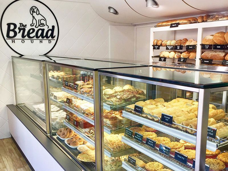 The Bread Hound Bakery - St Lucia