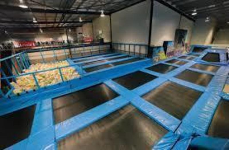 Indoor Sports & Trampolining Business - Bayside