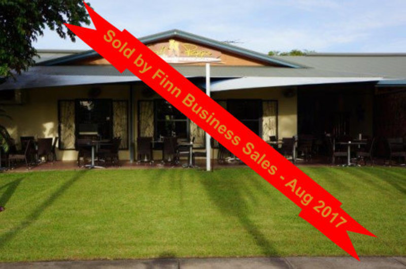 ## SOLD - Palmerston's Leading Fine Dining Venue - SOLD ##