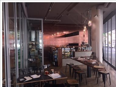 Ref 1658, Espresso Bar, City Fringe