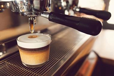 Ref 2096, Lobby Espresso, Sydney CBD