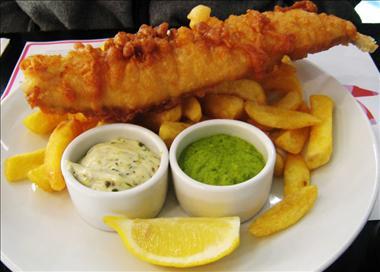 Ref 1608, Seafood Retail, North Coast