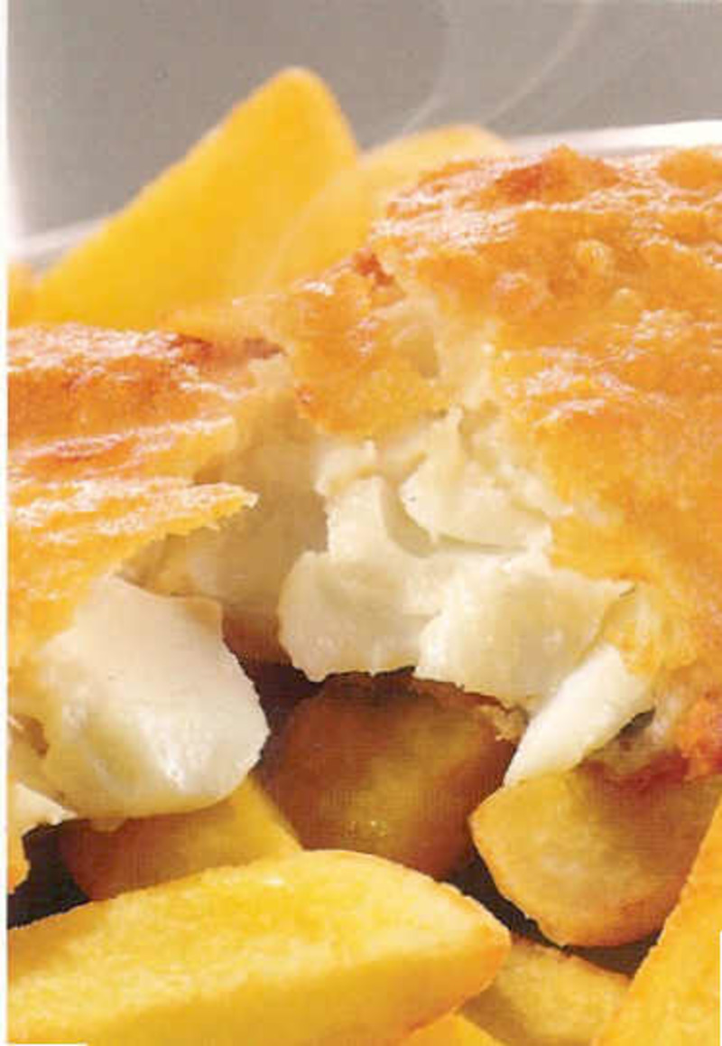 Fish and Chips in South East (Dine In/Takeaway)- Ref: 11416
