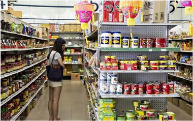 Asian supermarket - Ref:10502