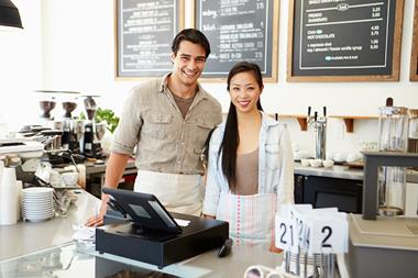 Coffee shop - Ref:15504