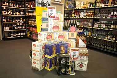 Newly Set Up Bottle Shop in East - Ref: 16406