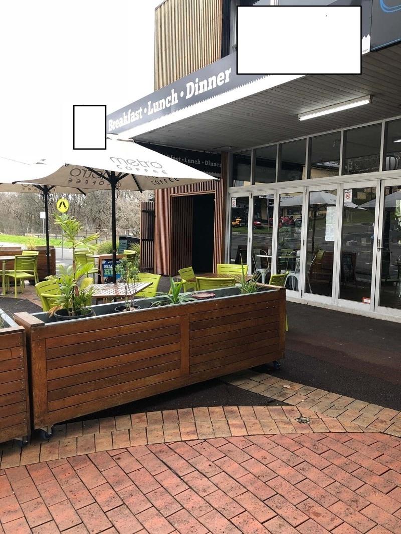 Cafe/Restaurant in Healesville (Fully Licenced) - Ref: 15918