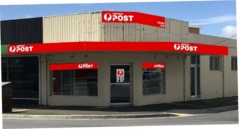 Licensed Post Office in Northern Tasmania (DB1840)