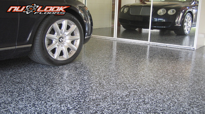 Epoxy Flooring System  (RT103)