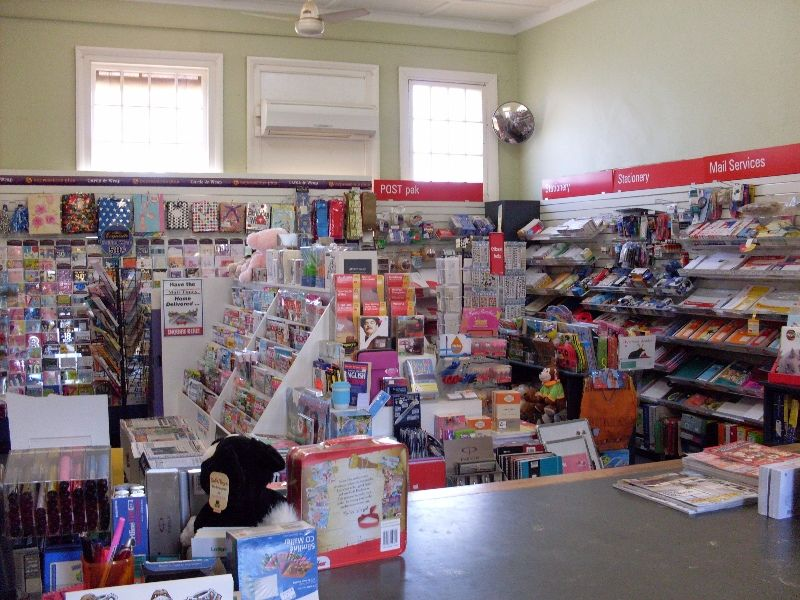 Licensed Post Office & Newsagency in Rural Victoria (IWN600)