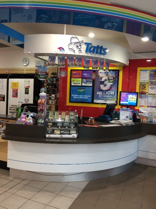 Tatts / Retail Newsagency located in busy Melbourne CBD location (RDT360)