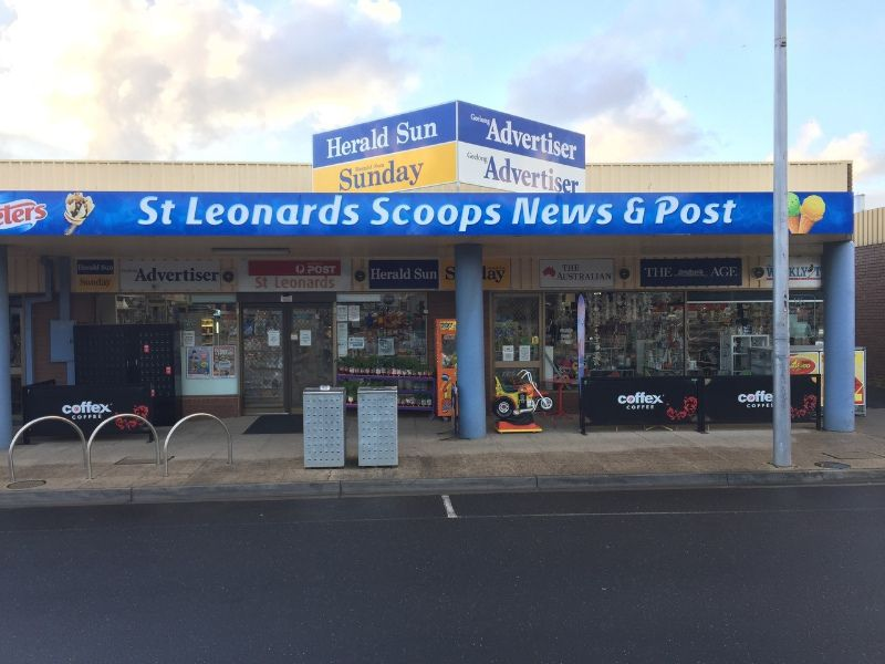 St Leonards Scoops News and Licensed Post Office (DB1603)