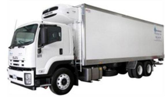 Refrigerated Transport (GLJ1804)