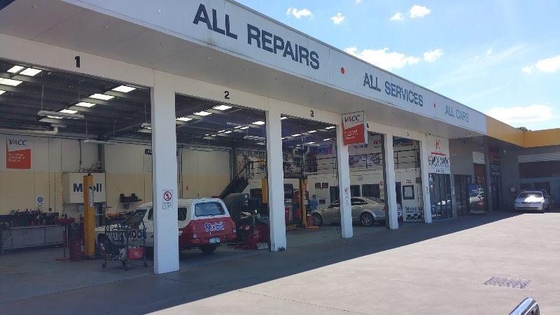 Automotive Repairs & Service Centre (BL1369)