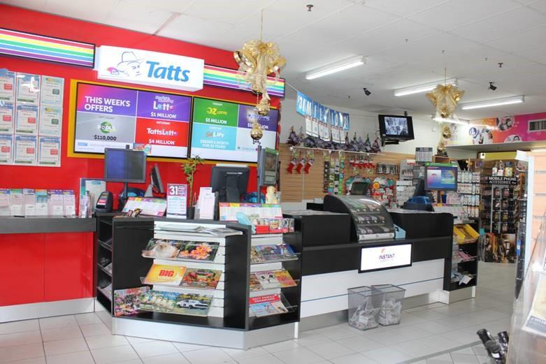 Tattslotto - Tatts - Shepparton Area (RDT226)