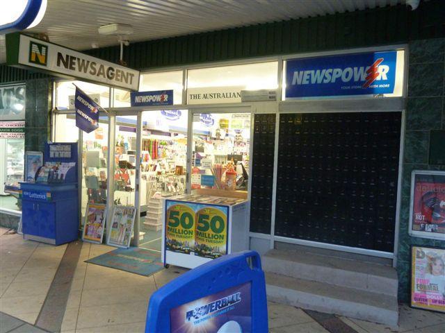 Garran Newsagency & LPO (IWN457)