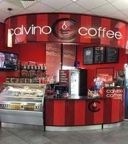 Calvino Coffee Calder Freeway Inbound and Outbound - Calder Park (GLJ0168)