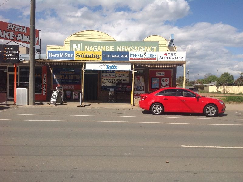 Nagambie News and Lotto (IWN15559)