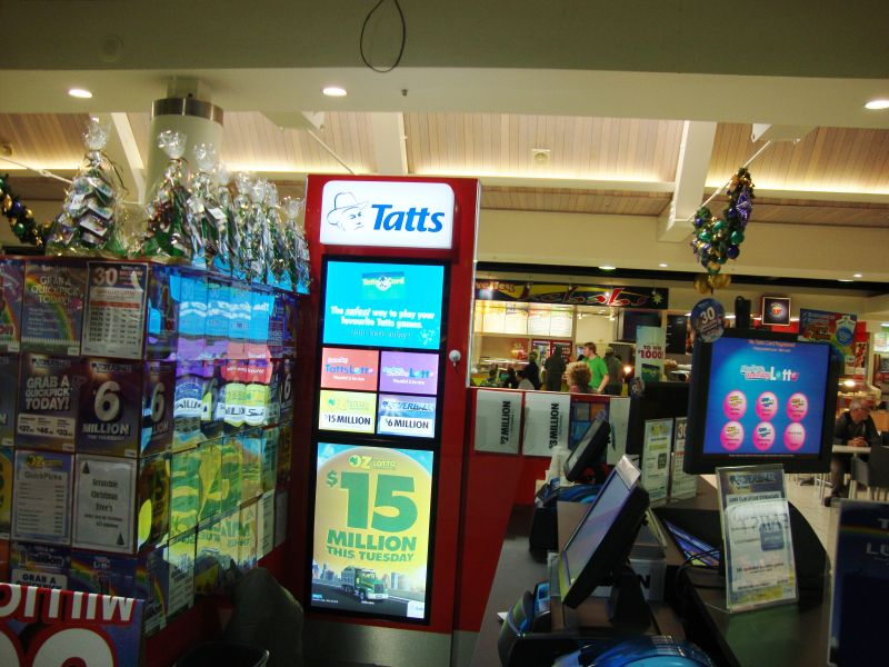 Tatts - Morwell Area, Latrobe Valley (RDT255)