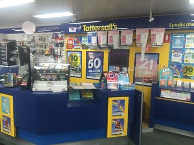 Keilor East Centreway News and Lotto (DWWN621)