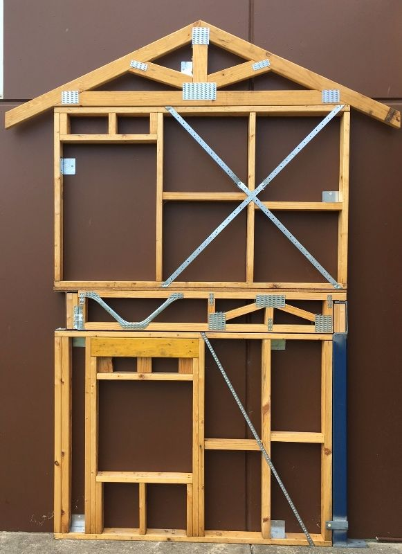 Trusses & Wall Frames Manufacturing (SL1701)