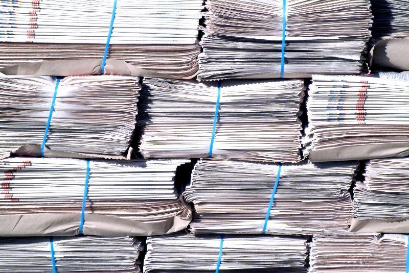 Newspaper Distribution (IWN17626)