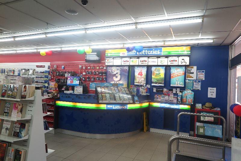 Wagga Wagga Lottery & Newsagency (RDT363)