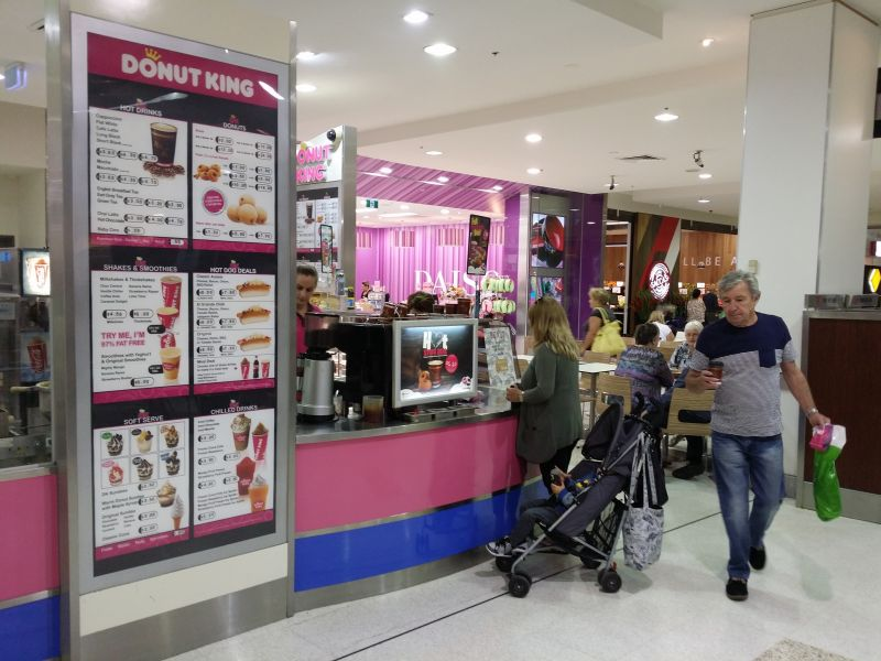 Donut and Coffee Franchise - Northern Suburbs (CF64)