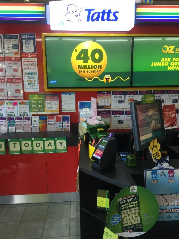 West Doncaster News & Lotto (RDT369)