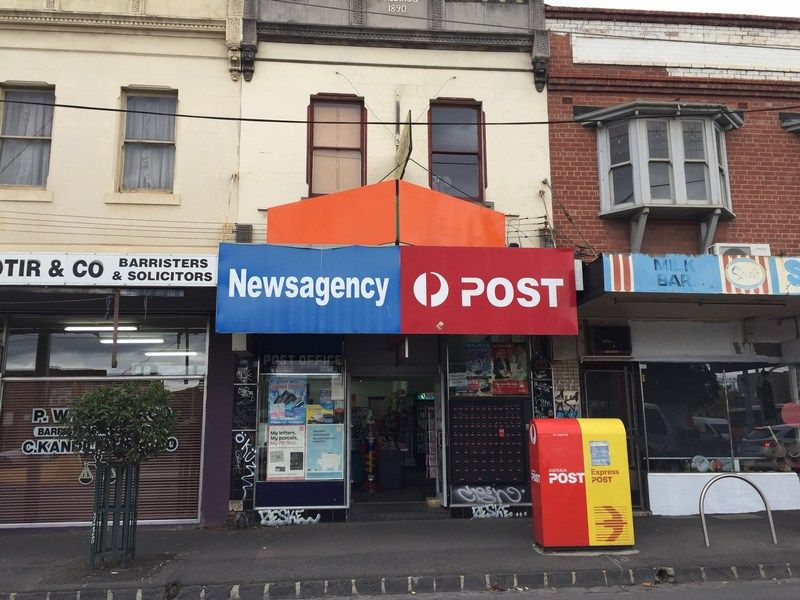 Brunswick Area - Post Office and Nicholson Street Sub Newsagency (DB5116)