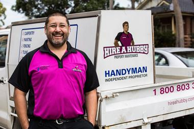 Hire A Hubby – Property Maintenance Franchises available - VICTORIA