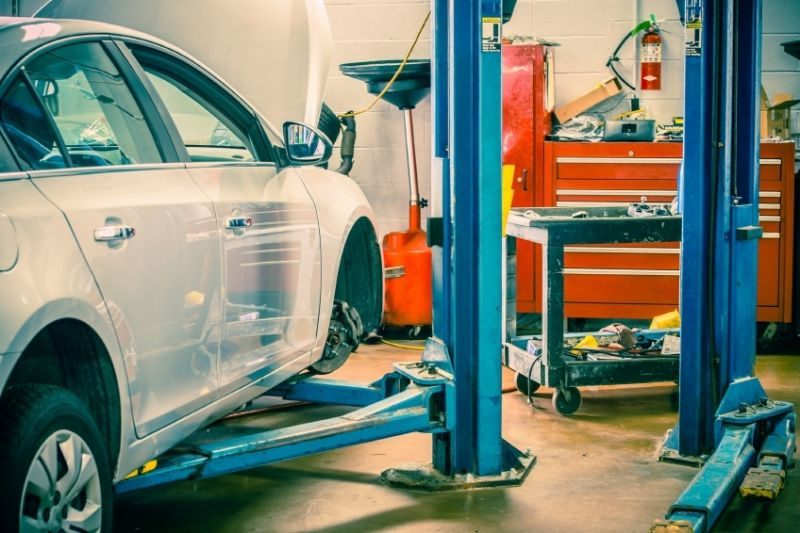 Mechanic Shop Tkg $10,000 pw*Mitcham*Good rent*5.5 days(1803062)