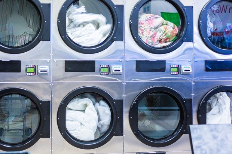 Coin Laundry Tkg $3500pw*Yarraville*Long Lease*Cheap Rent(1709263)