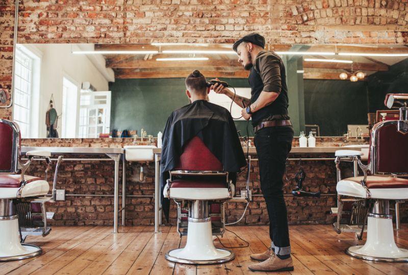 Barber Shop Tkg $3,000 pw*Fitzroy*Long lease*Bargain $60k(1808273)