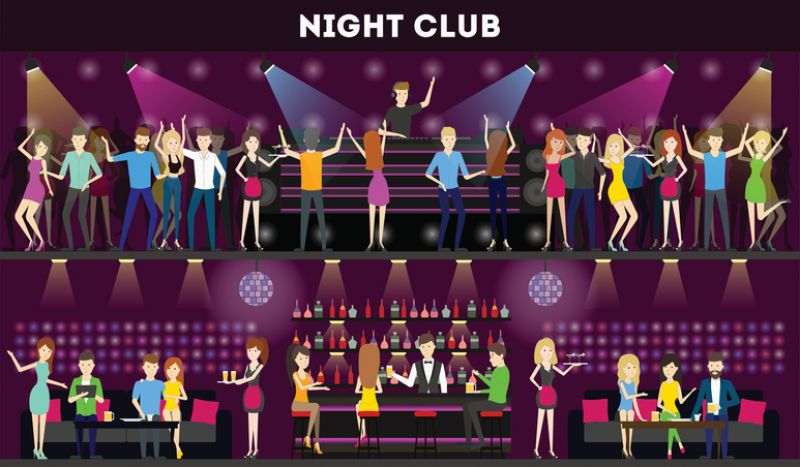 Night Club T/O $1.2M pa*Melbourne*Good Rent*24 hours licence(1809121)