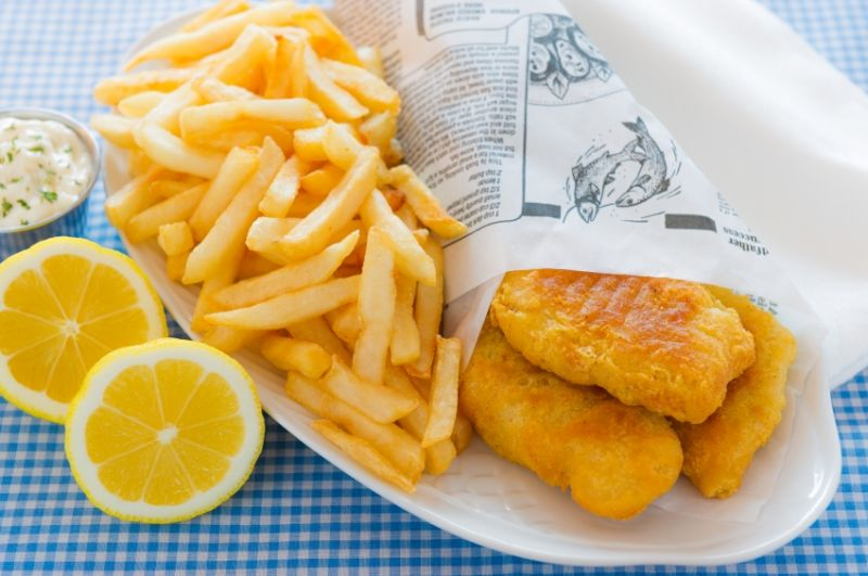 Fish & chips Tkg $8500 pw*Flemington*Secure lease*Good rent(1801101)